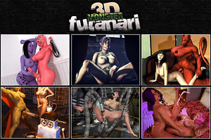 3D Monster Futanari - Horny Hot Futas Starving for Hardcore Fucking Adore Sweet Tiny Girls!